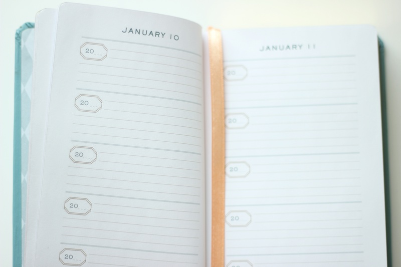 One Line a Day Diary