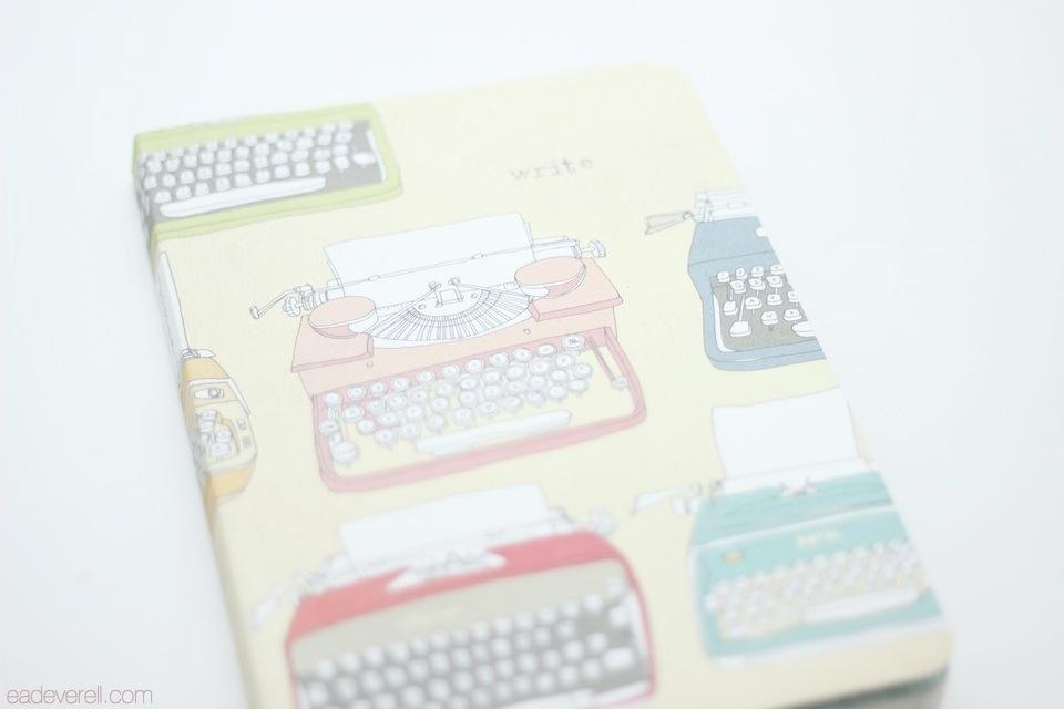 Chronicle Books Cute Notebook