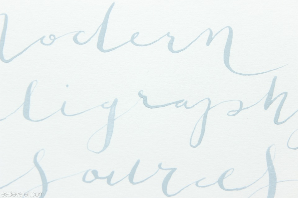 Modern calligraphy resources creative writing
