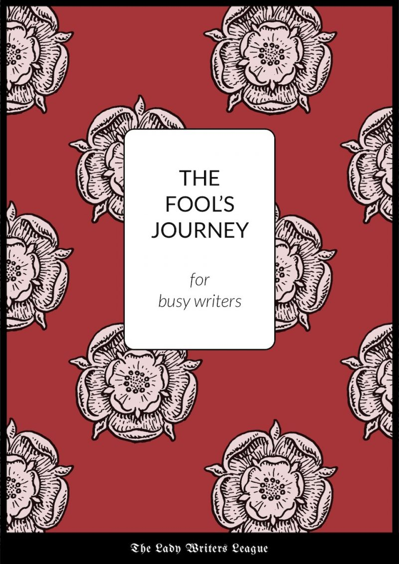 The Fool's Journey - use the Major Arcana to tell your story.