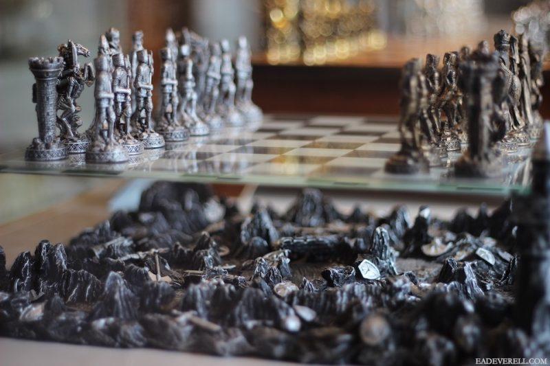 Chess Battlefield