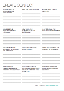 Conflict Resolution Activity Sheet | PETA