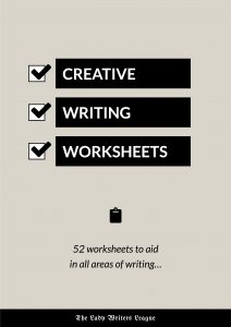 A Year of Creative Writing Worksheets