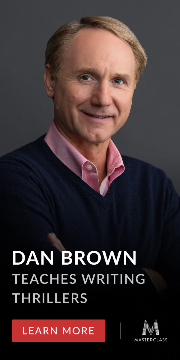 Dan Brown's Writing Masterclass