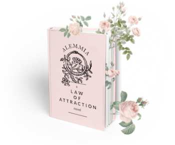 Law of Attraction Book - Alemmia