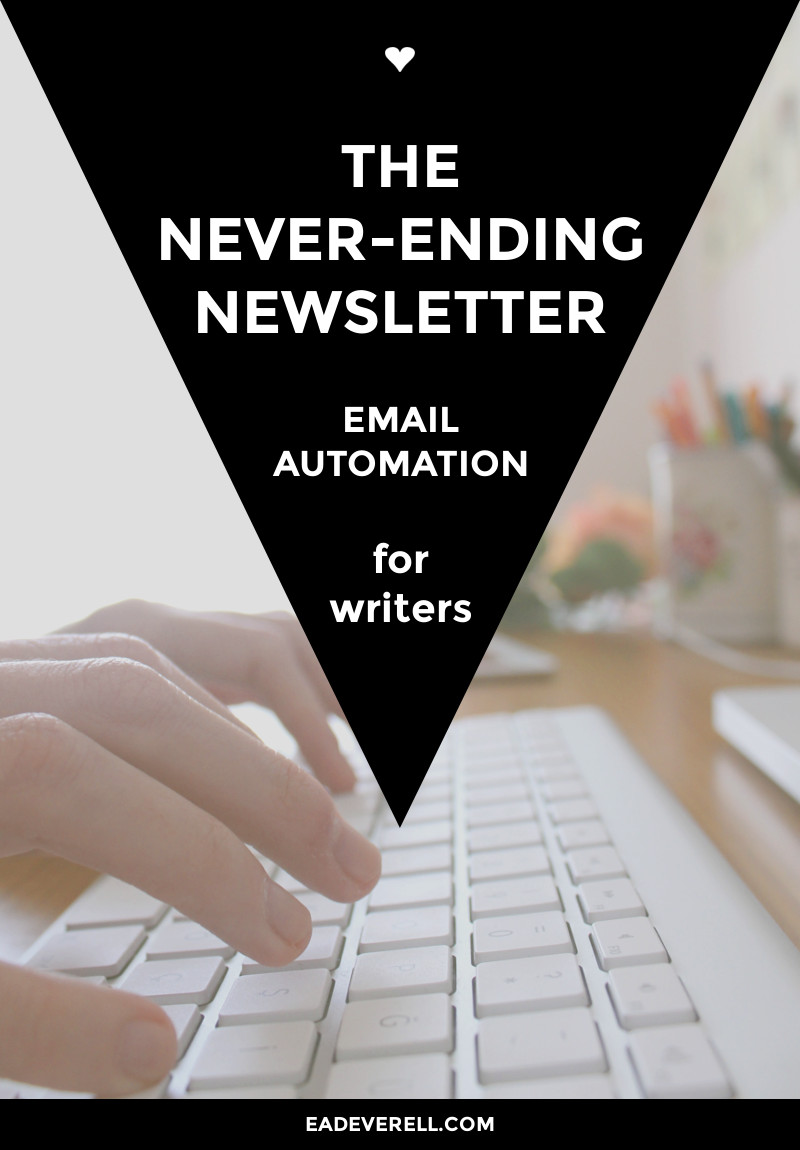 Writers! Please read this post BEFORE you send out your next newsletter to your email list!
