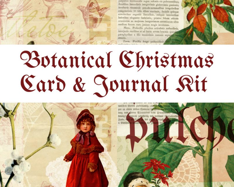 Botanical Christmas Kit