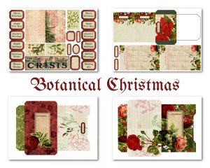 Printable Christmas Ephemera
