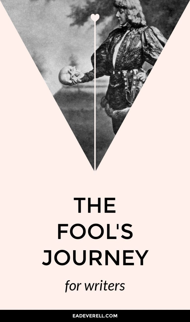 The Fool's Journey for Writers