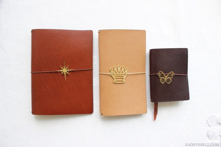 Galen Leather Traveler's Notebooks