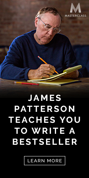 James Patterson Writing Masterclass