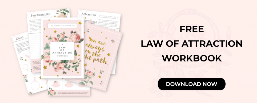 Law of Attraction PDF Workbook - Free to Download