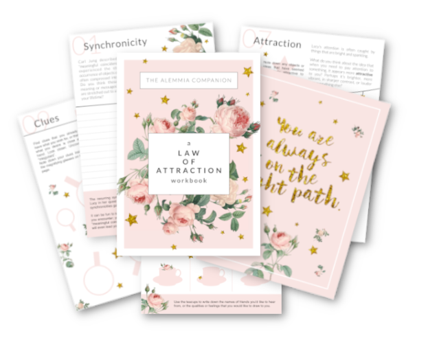 Law of Attraction Worksheet Bundle - FREE to Download!
