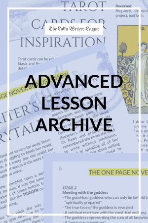 Writing Lesson Archive