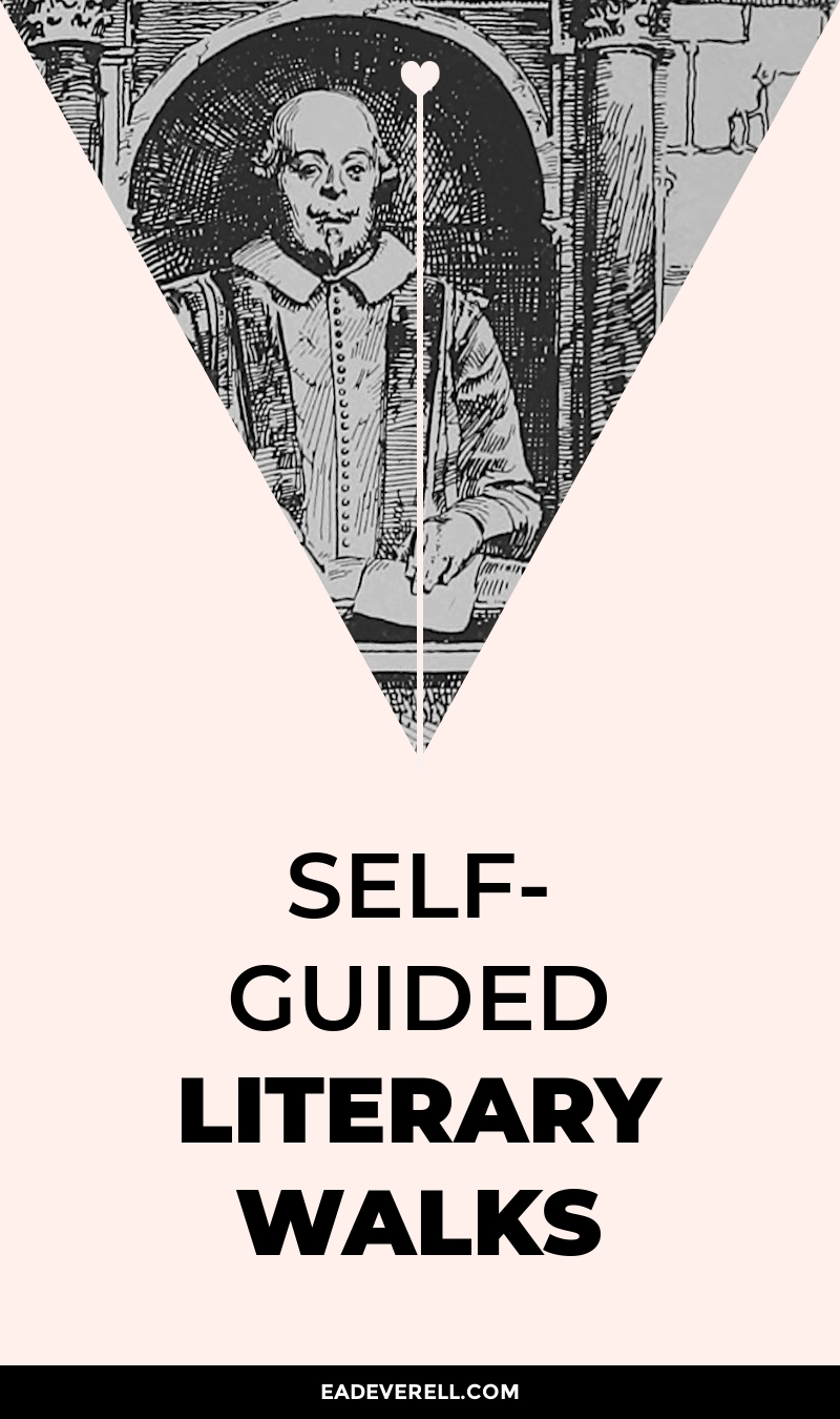 Self-Guided Literary Walking Tours