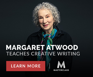 MARGARET ATWOOD MASTERCLASS.