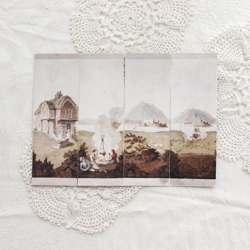 Myriorama Cards - Scene