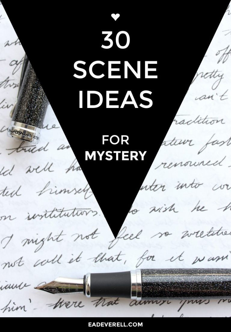 Mystery Writing Prompts