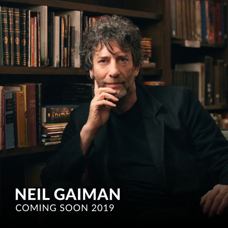 Neil Gaiman Writing Masterclass