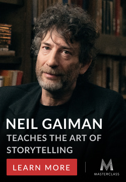 Neil Gaiman's Writing Masterclass
