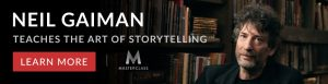 Neil Gaiman's Masterclass