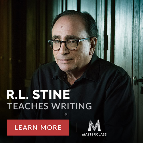 Writing Class with R.L. Stine