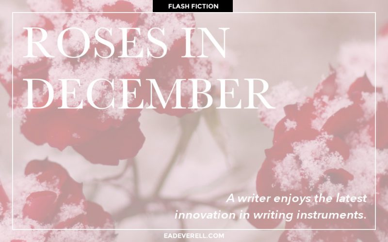 Roses in December - Flash Fiction