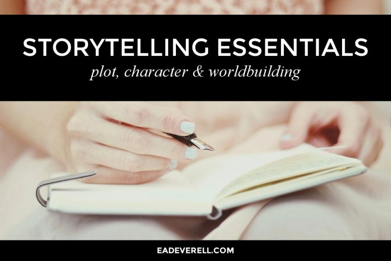 Storytelling Essentials for Writers