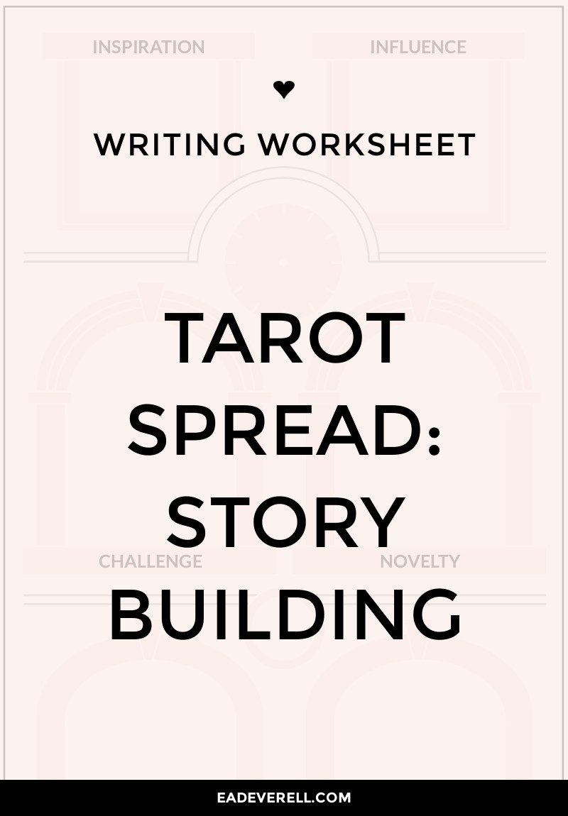 Tarot Spread for Writing