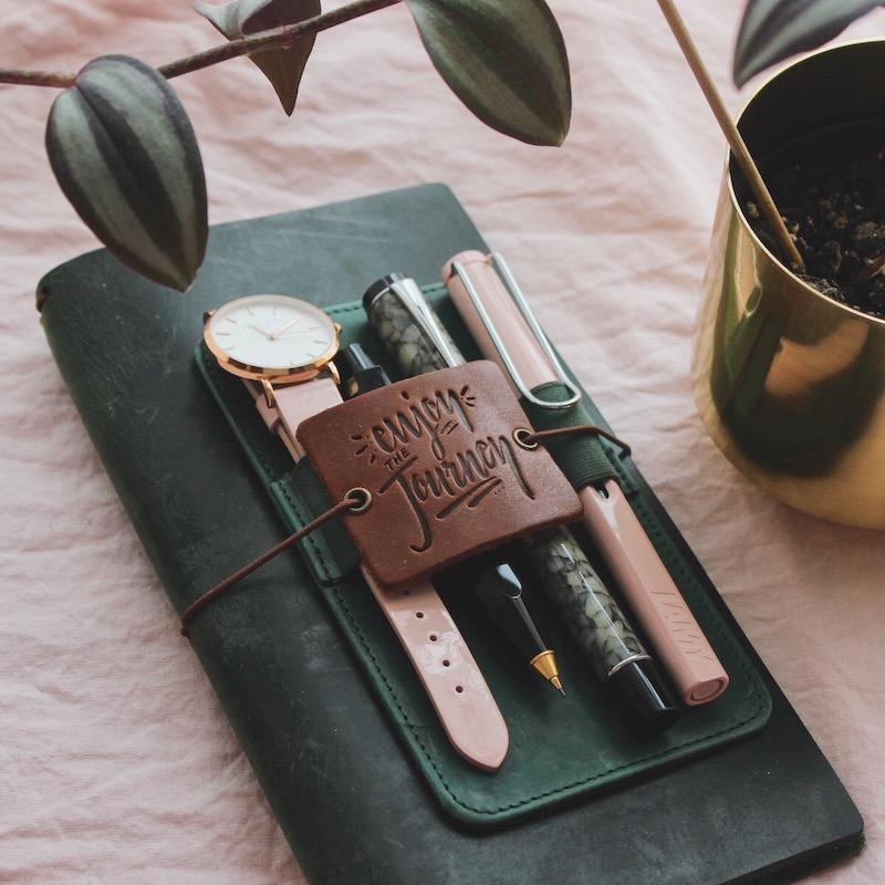 Traveler's Notebook Pen Holder