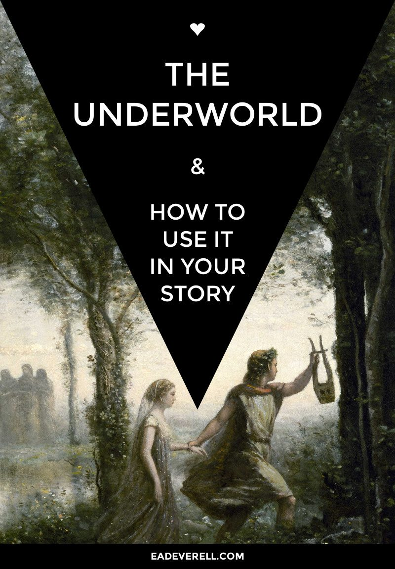 Writing the Underworld