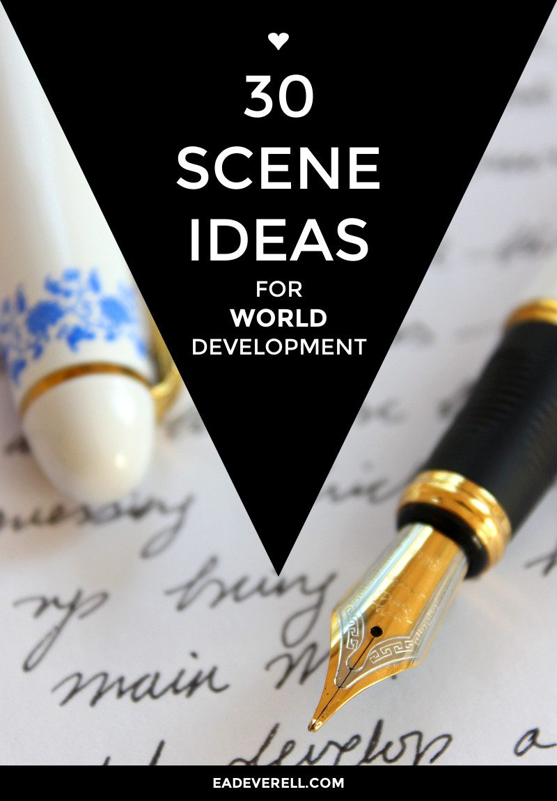 Worldbuilding ideas