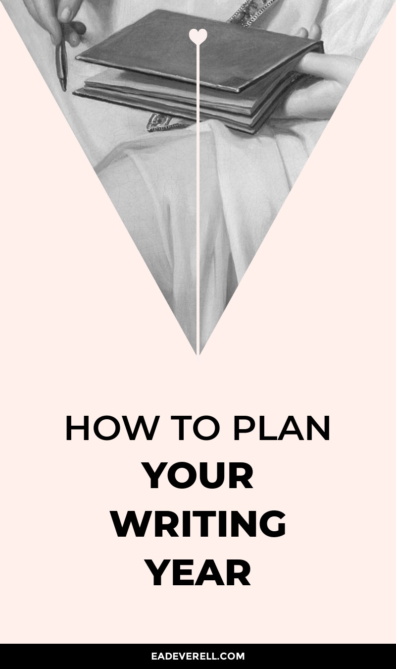 How to Plan Your Writing Year With Writing Challenges