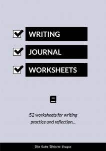 A Year of Writing Journal Worksheets