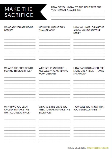 Writer S Craft Worksheets