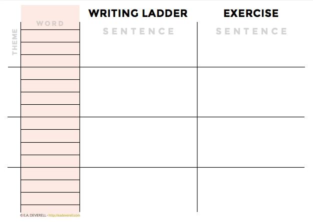 Daily Writing Exercise